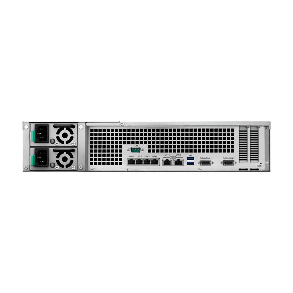 Synology RS3617XS+ - 12 HDD - Serveur NAS Synology - Cybertek.fr - 1