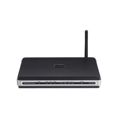D-Link DSL-2640B (DSL-2640B) - Achat / Vente Routeur sur Cybertek.fr - 0