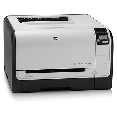 Imprimante HP Color LaserJet CP1525N - Cybertek.fr - 0