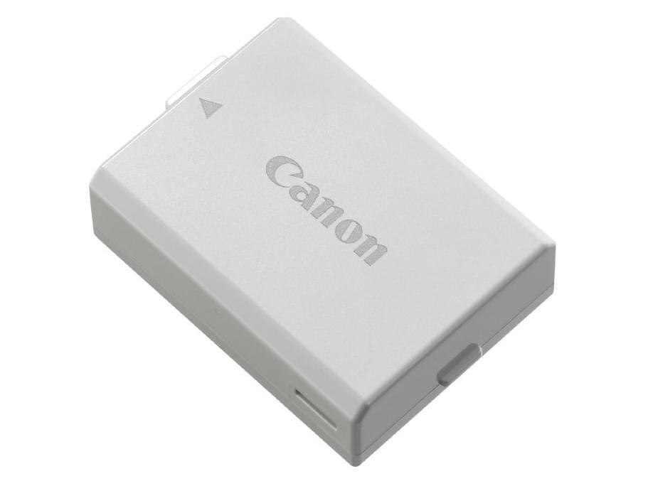 Batterie LPE5 - 1100mAh pour Appareil Photo Numérique - 0