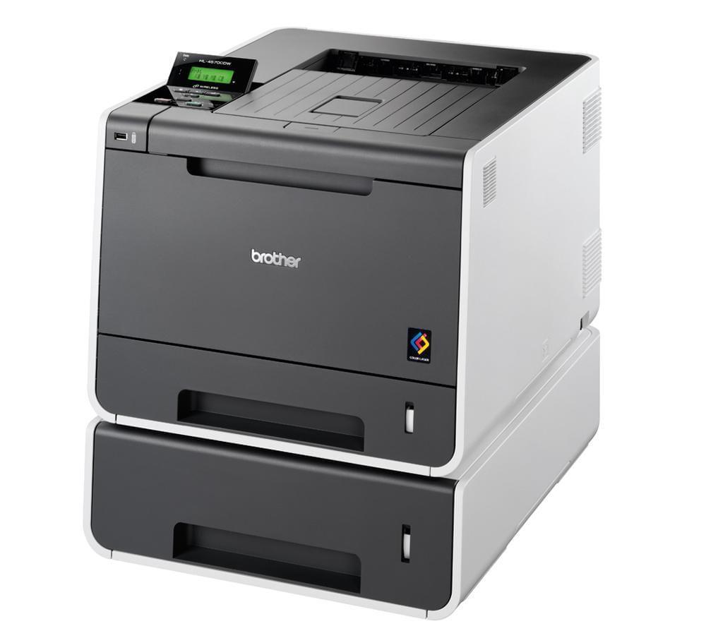 Brother HL 4570CDWT (HL4570CDWT) - Achat / Vente Imprimante sur Cybertek.fr - 0