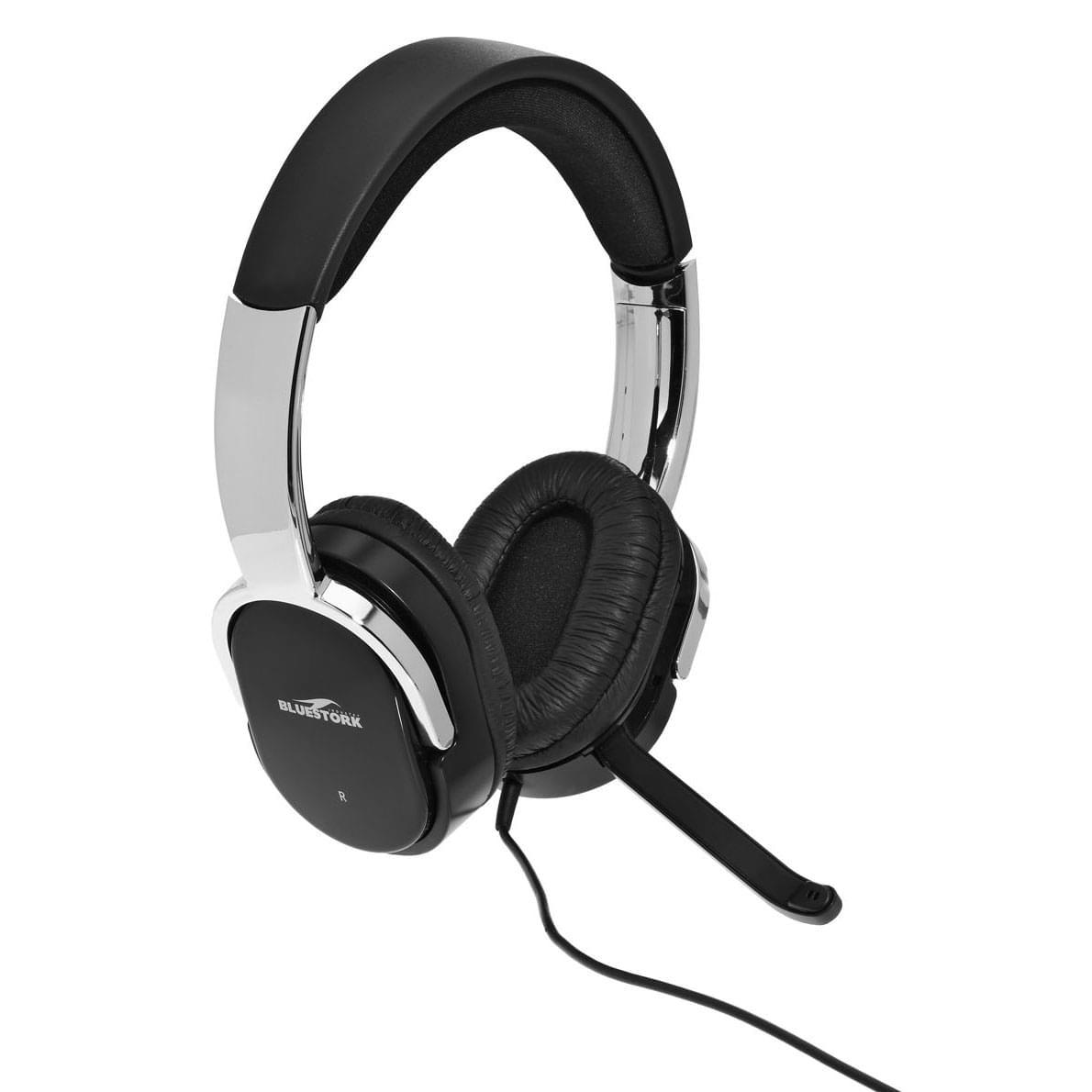 Bluestork MC400 (BS-MC400) - Achat / Vente Micro-casque sur Cybertek.fr - 0