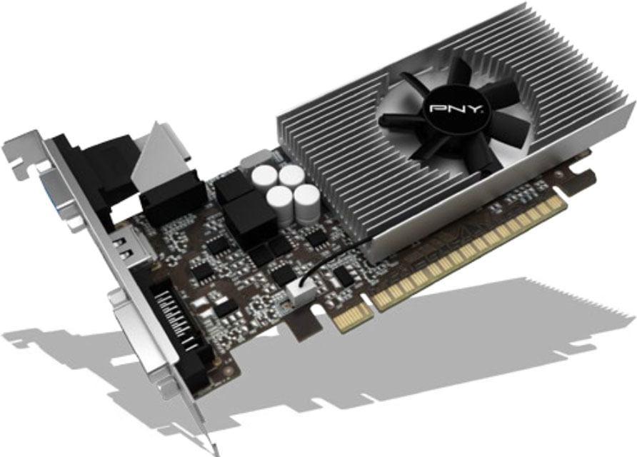 PNY nVidia GF GT serie 700 - 1Go - carte Graphique PC - GPU nVidia - 0