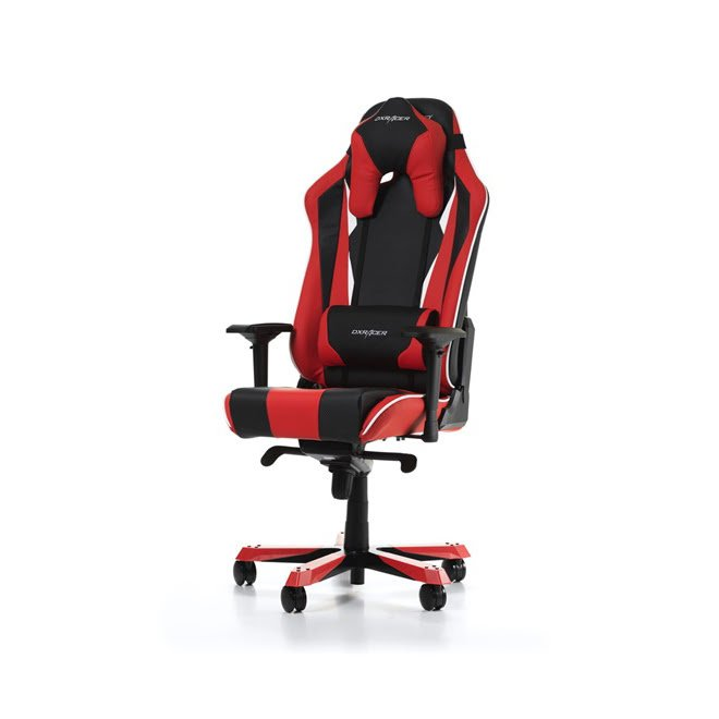 DXRacer Sentinel S28-NR Noir/Rouge - Siège PC Gamer - Cybertek.fr - 0