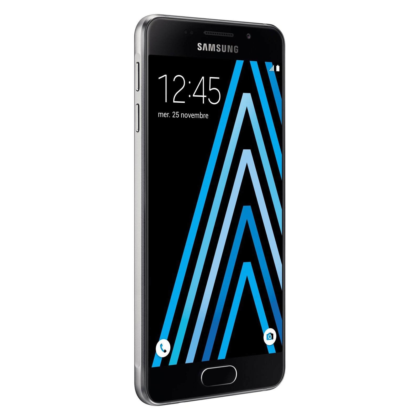Samsung Galaxy A3 (2016) 16Go A310F Black (SM-A310FZKAXEF) - Achat / Vente Téléphonie sur Cybertek.fr - 0