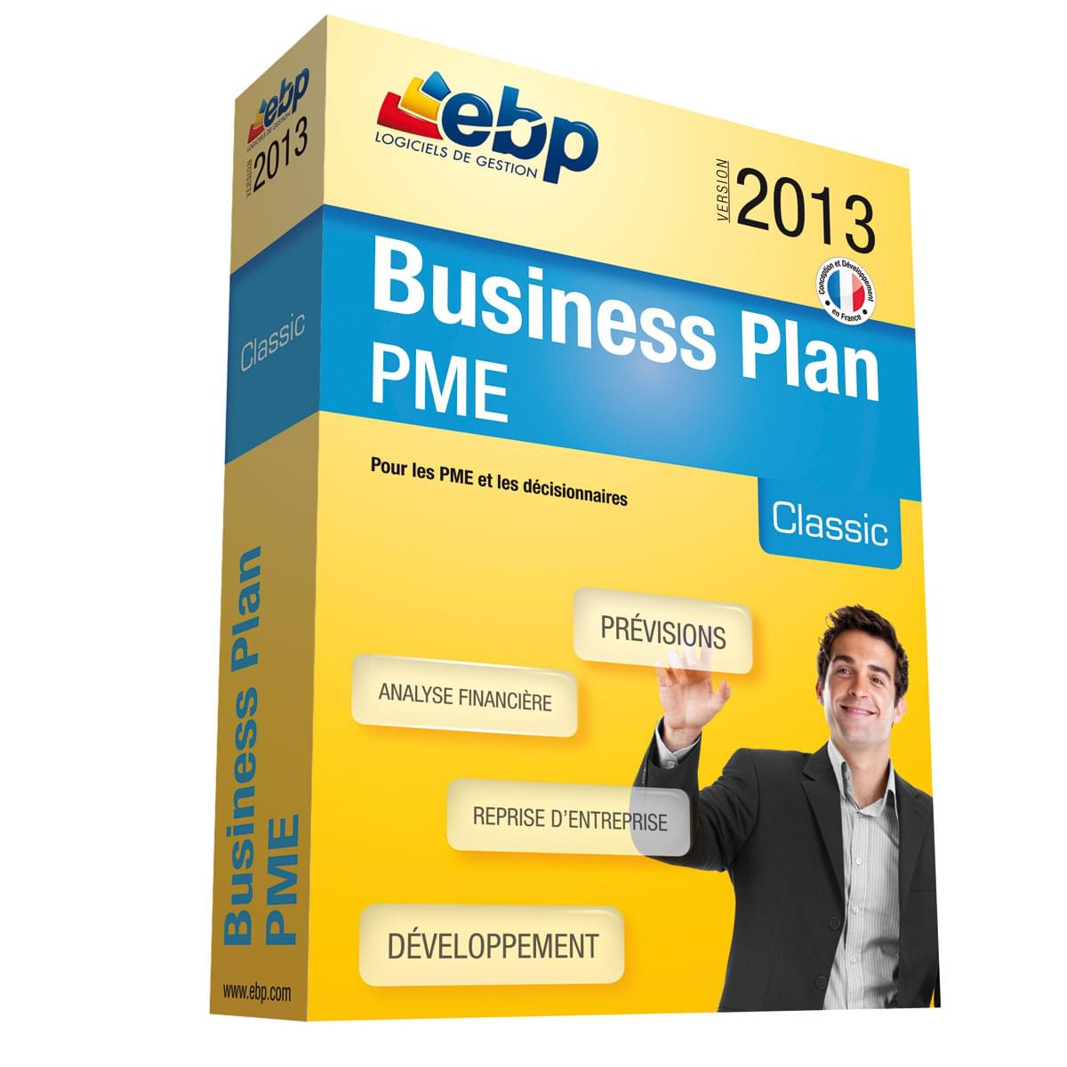 EBP Business Plan PME Classic 2013 - Logiciel application - 0