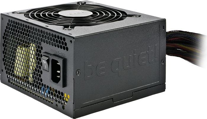 Alimentation PC Be Quiet! ATX 400W System Power7 Bulk 80+ BRONZE BN142 - 0