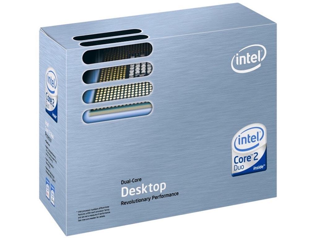Intel Core 2 Duo E8400 - 3GHz - Processeur Intel - Cybertek.fr - 0