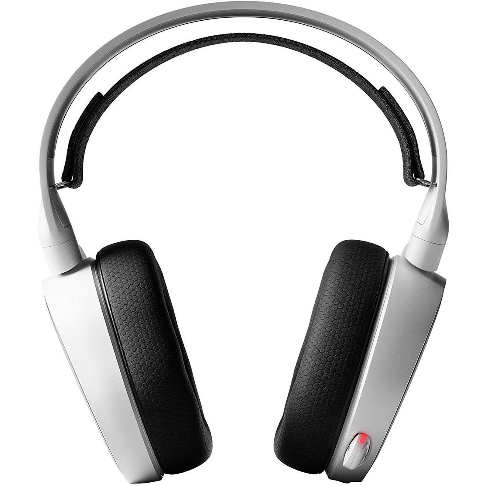 Steelseries Arctis 5 Blanc 7.1 Surround RGB - Micro-casque - 1