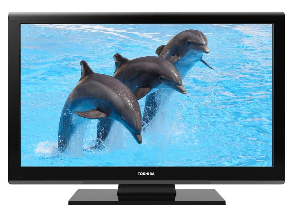 """Toshiba 19EL933 LED - 19"""" (48cm) HDTV  - TV Toshiba - Cybertek.fr - 0"""
