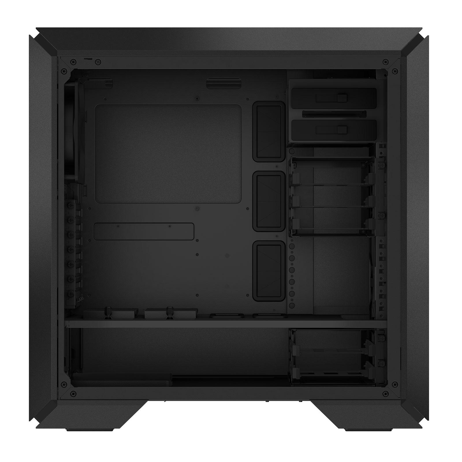 Cooler Master MasterCase Pro 6 Blue MCY-C6P2-KW5N Noir - Boîtier PC - 1