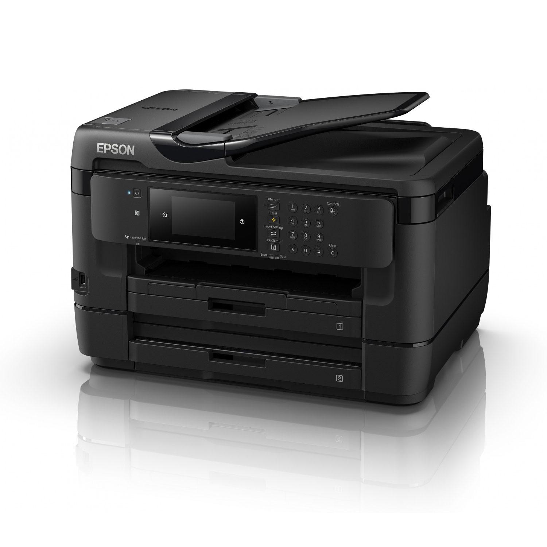 Imprimante multifonction Epson WorkForce WF-7720DTWF - A3 - 2