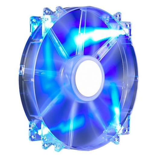Cooler Master MegaFlow 200 Blue - Ventilateur boîtier - 0