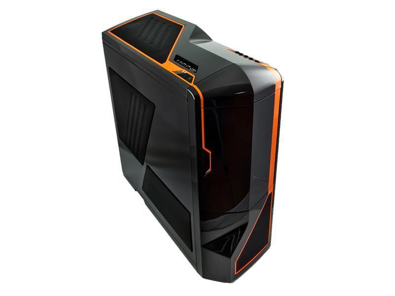 NZXT GT/Sans Alim/ATX Orange - Boîtier PC NZXT - Cybertek.fr - 0