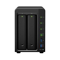 Synology Serveur NAS DS716+ - 2 HDD Cybertek