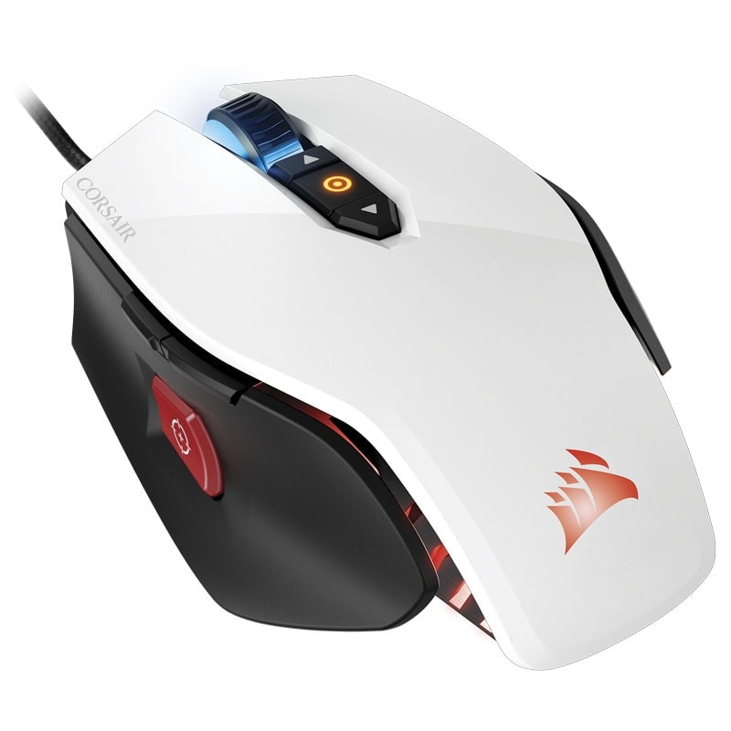 Corsair M65 PRO RGB FPS PC Gaming Mouse Wh. - Souris PC Corsair - 0