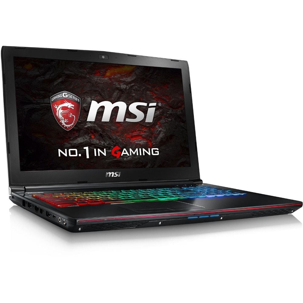 MSI GT62VR 6RE (Dominator Pro)-083FR (9S7-16L221-083) - Achat / Vente PC Portable sur Cybertek.fr - 0