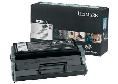 Lexmark Toner LRP pour E220/E321/E323 (12S0400) - Achat / Vente Consommable Imprimante sur Cybertek.fr - 0
