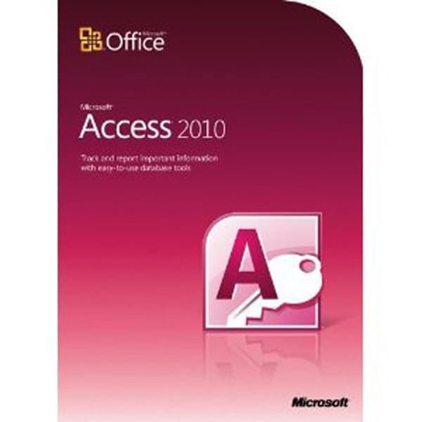 Microsoft Access 2010 Boite (077-05756) - Achat / Vente Logiciel Application sur Cybertek.fr - 0