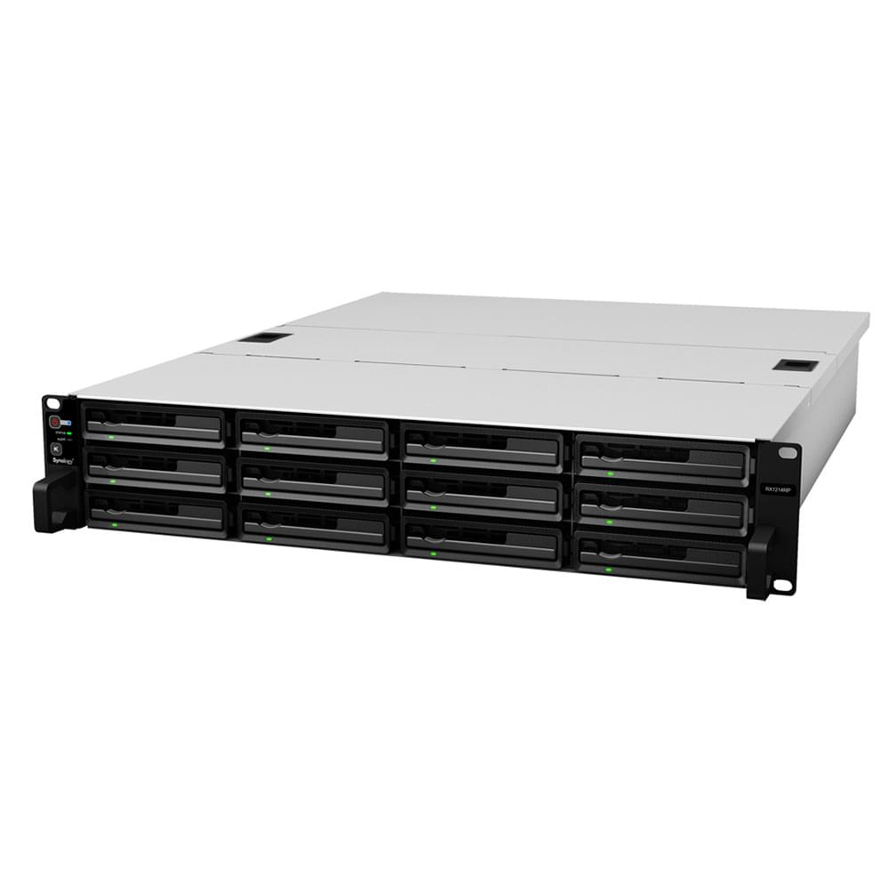 Synology RX1214 - Rack d'Extension 12 Bay - Serveur NAS Synology - 0