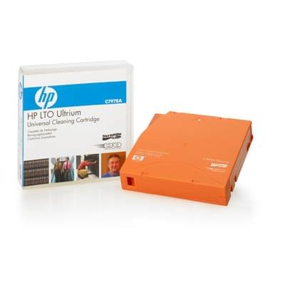 HP Cartouche de nettoyage LTO Ultrium - 0