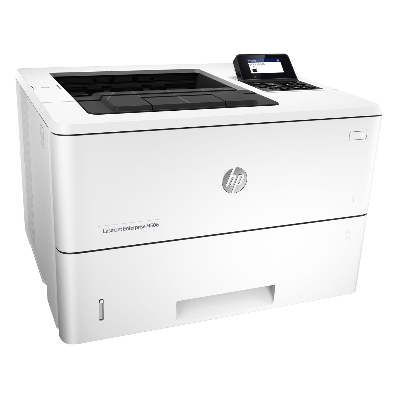 HP LaserJet Enterprise M506dn (F2A69A#B19) - Achat / Vente Imprimante sur Cybertek.fr - 1