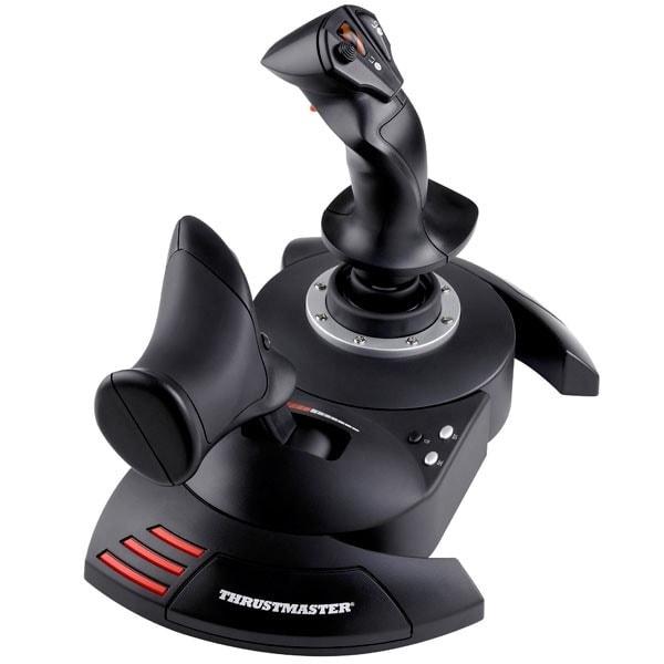 ThrustMaster T.Flight HOTAS X - Périphérique de jeu - Cybertek.fr - 2
