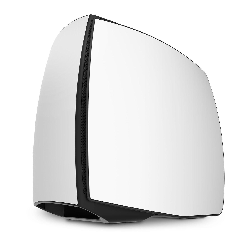 NZXT Manta Blanc Fenêtre Blanc - Boîtier PC NZXT - Cybertek.fr - 3