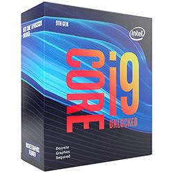 image produit Intel Core i9-9900KF - 3.6GHz/LGA1151(2017)/Ss Vent./BOX Cybertek
