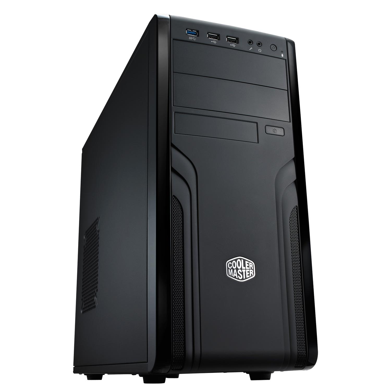 Cooler Master Force 500 FOR-500-KKN1 Noir - Boîtier PC - 0