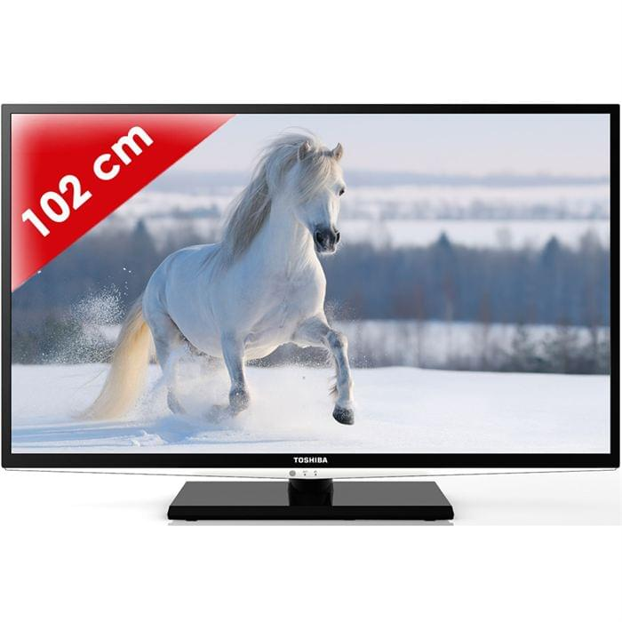 Toshiba 40HL933G LED (40HL933) - Achat / Vente TV sur Cybertek.fr - 0