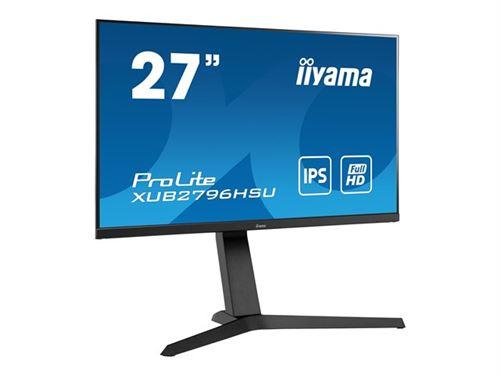 """Iiyama 27""""  XUB2796HSU-B1 - Ecran PC Iiyama - Cybertek.fr - 1"""