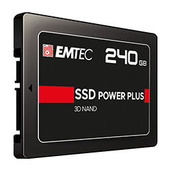 Emtec Disque SSD MAGASIN EN LIGNE Cybertek