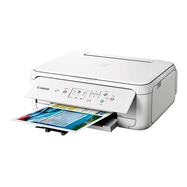 Imprimante multifonction Canon PIXMA TS5151 White - Cybertek.fr - 0