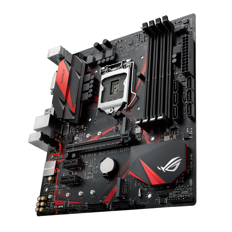 Asus STRIX B250G GAMING Micro-ATX DDR4 - Carte mère Asus - 2