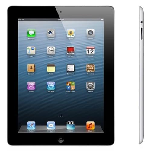 Apple iPad Retina 16Go WiFi + Cellular Noir (MD522NF/A) - Achat / Vente Tablette Tactile sur Cybertek.fr - 0