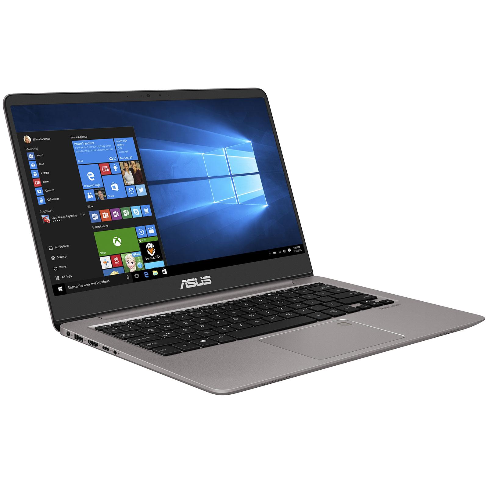 Asus UX410UA-GV027R - PC portable Asus - Cybertek.fr - 0