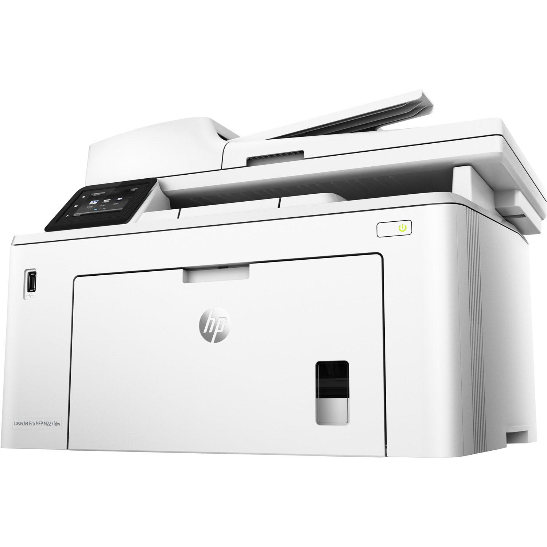 Imprimante multifonction HP LaserJet Pro M227fdw - Cybertek.fr - 3