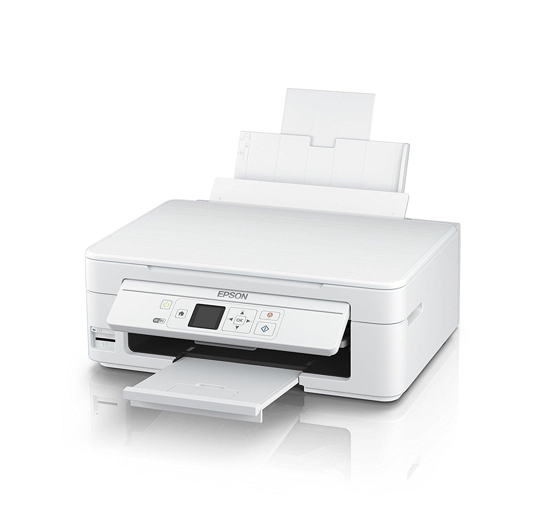 Epson Expression Home XP-345 - Blanc (C11CF31404) - Achat / Vente Imprimante multifonction sur Cybertek.fr - 3