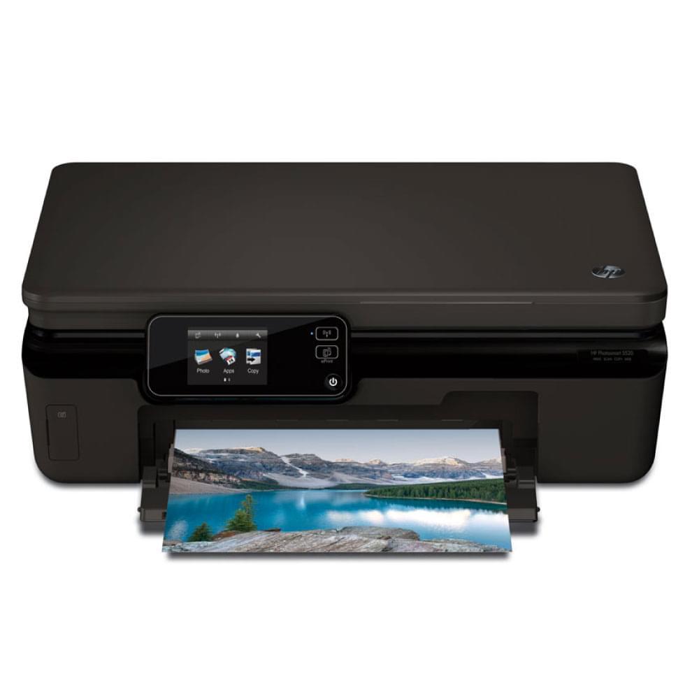 HP PhotoSmart 5520 e-All-In-One (CX042B#BHB) - Achat / Vente Imprimante multifonction sur Cybertek.fr - 0