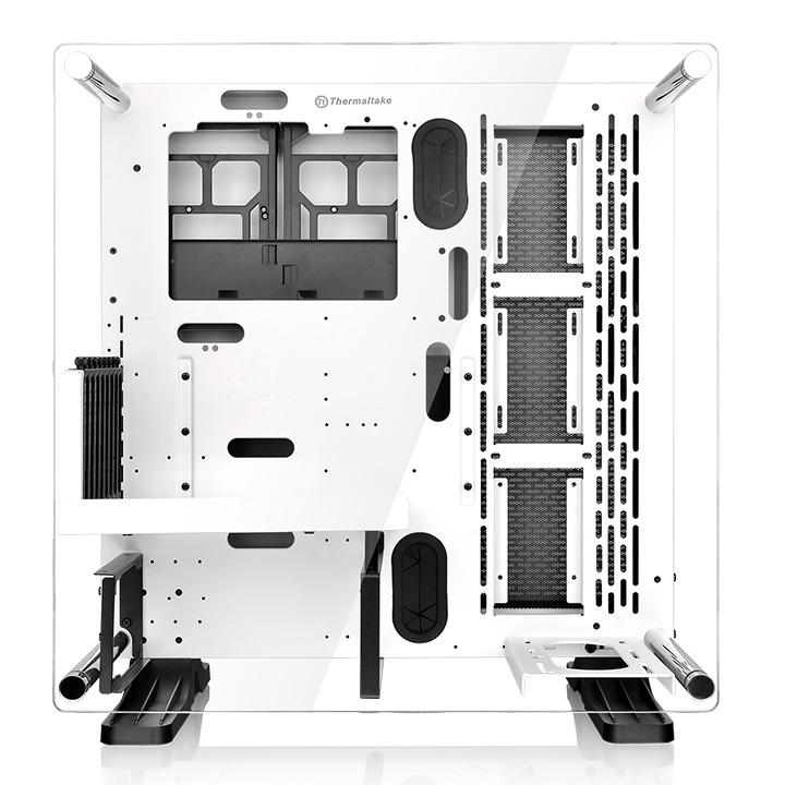 Thermaltake Core P3 Snow Edition Transparent - Boîtier PC - 1