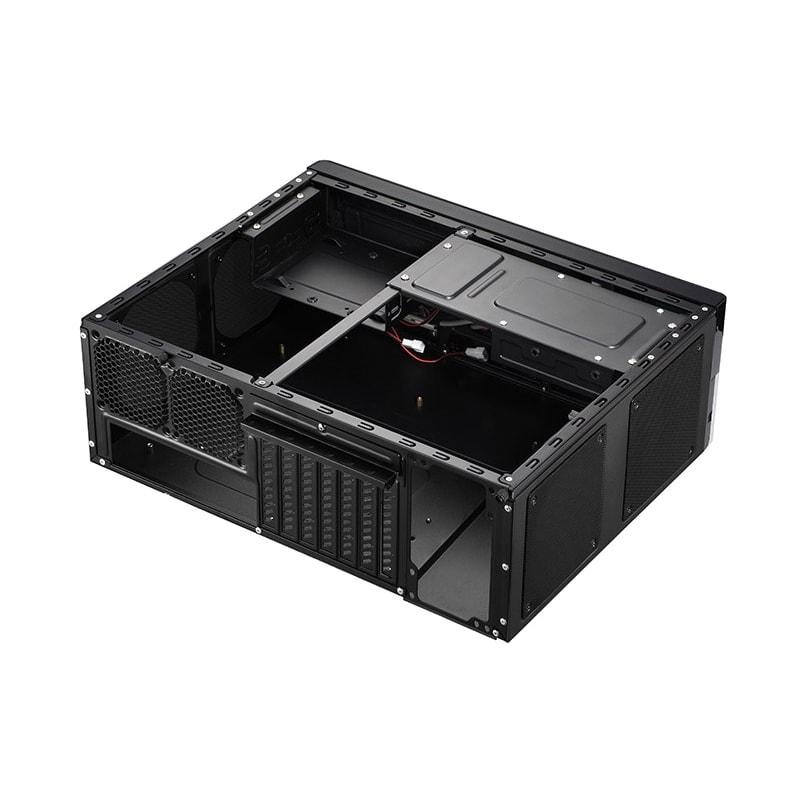 Cooltek Jonsbo HTPC G3 - Boîtier PC Acier - Sans Alim - 2