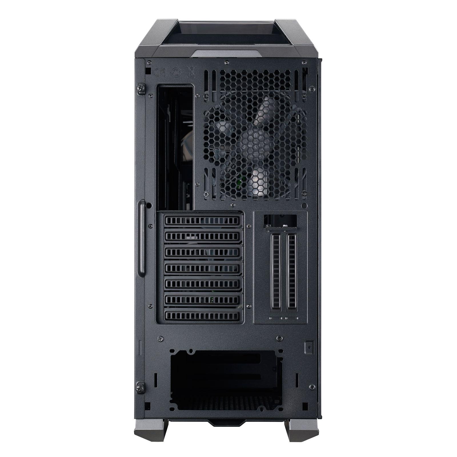 Cooler Master MasterCase H500P MCM-H500P-MGNN-S00 Noir - Boîtier PC - 1