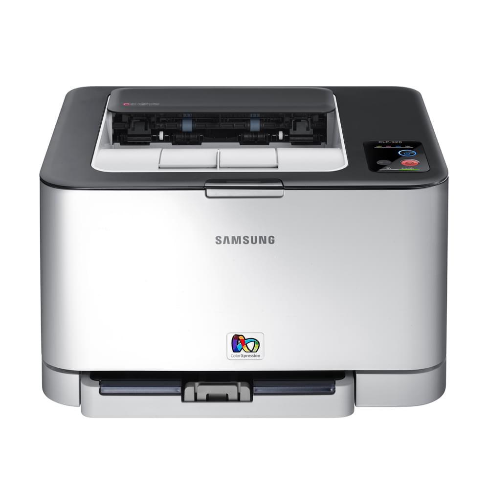 Imprimante Samsung CLP-320 (Laser Couleur) - Cybertek.fr - 0