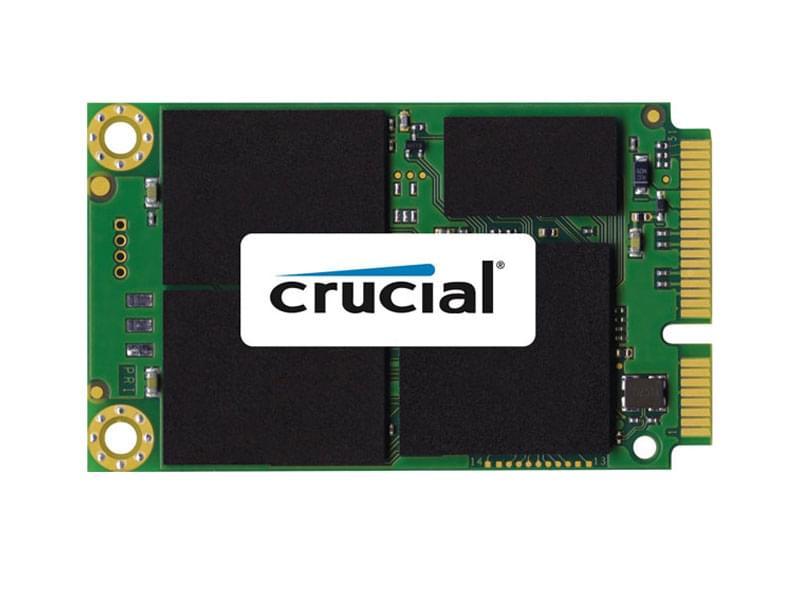 Crucial 120Go SSD mSATA M500 (CT120M500SSD3) - Achat / Vente Disque SSD sur Cybertek.fr - 0