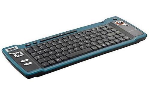 Trust Clavier Vista Remote KB-2950 (15154 soldé) - Achat / Vente Clavier PC sur Cybertek.fr - 0
