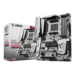 image produit MSI X370 XPOWER GAMING TITANIUM - X370/AM4/DDR4/ATX Cybertek