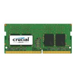 Crucial Mémoire PC portable SO-DIMM 16Go DDR4 2133MHz C15 - CT16G4SFD8213 Cybertek