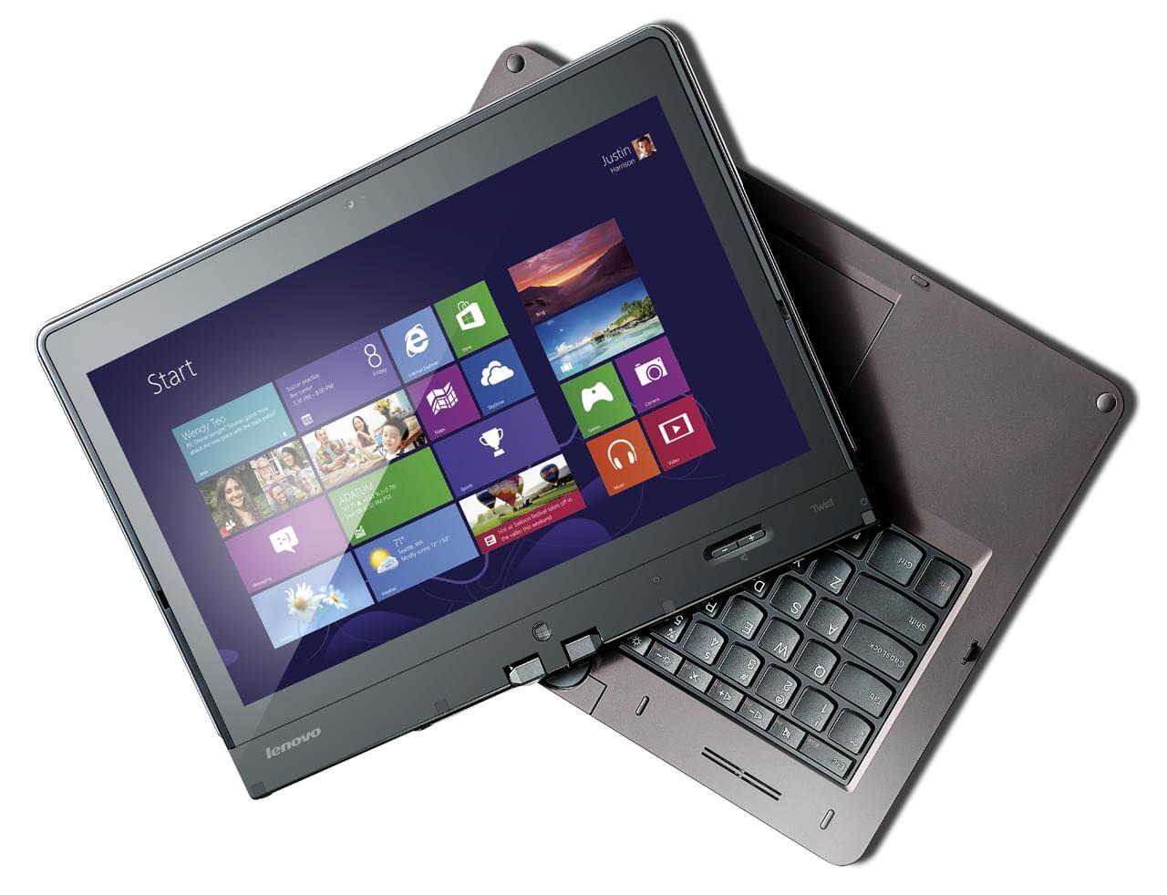 Lenovo Twist S230u 3347 (N3C26FR) - Achat / Vente PC portable sur Cybertek.fr - 0