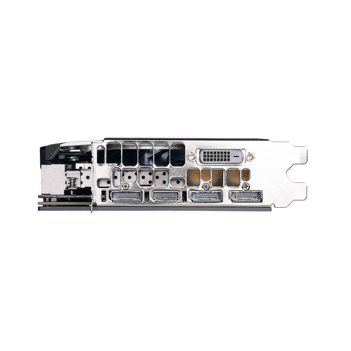 EVGA GTX 1080 Ti FTW3 6696 11Go - Carte graphique EVGA - 1